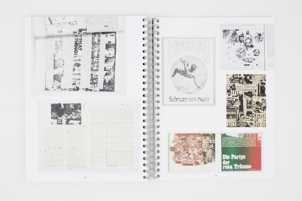 Under the Radar: Underground Zines and Self-Publications 1965-1975 - Jan-Frederik Bandel, Annette Gilbert, Tania Prill eds.