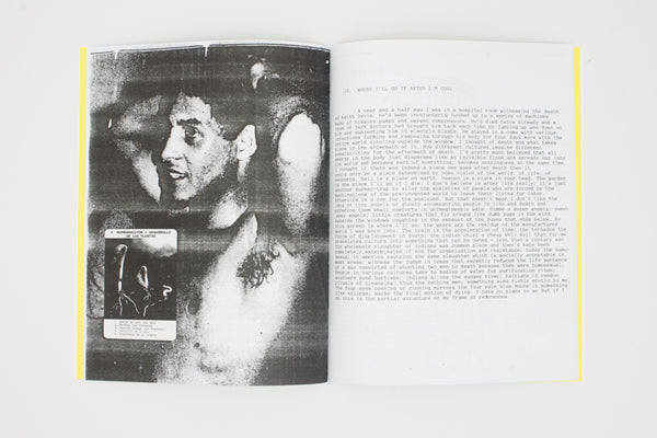 In the Shadow of Forward Motion - David Wojnarowicz
