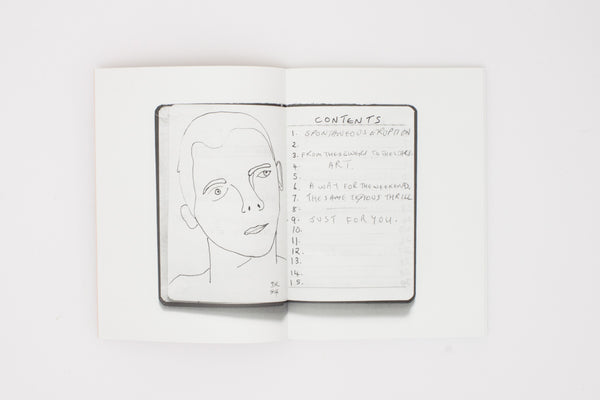 David Robilliard Notebooks 1983–1988