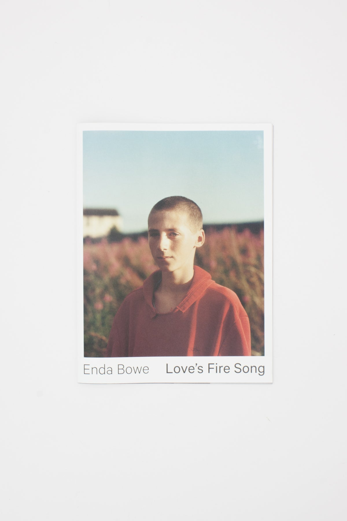 Love's Fire Song - Enda Bowe