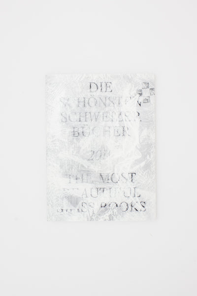The Most Beautiful Swiss Books 2019
