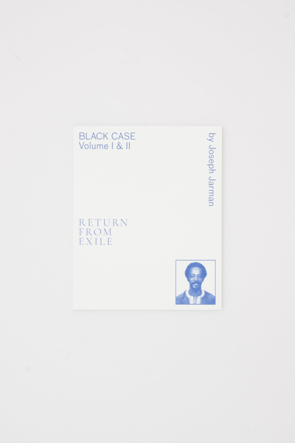 Black Case Volume I and II: Return From Exile - Joseph Jarman