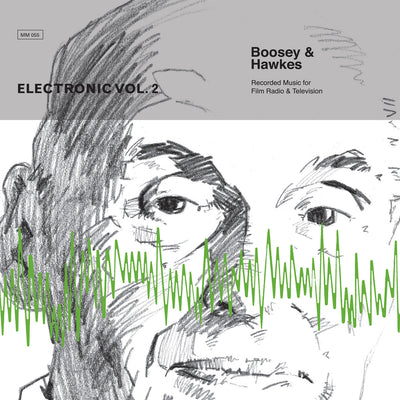 Tod Dockstader - Electronic Vol 2 - Unearthed Sounds