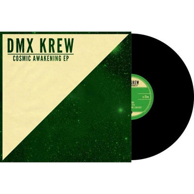DMX Krew - Cosmic Awakening EP - Unearthed Sounds