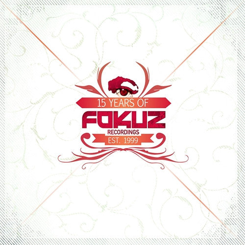 Various Artists 15 Years of Fokuz - (CD Edition) - Unearthed Sounds
