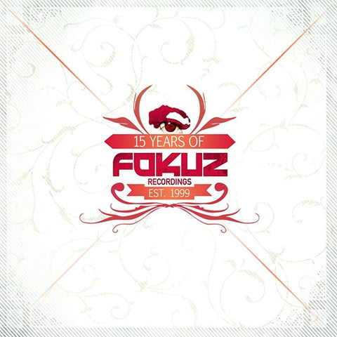 Various Artists 15 Years of Fokuz - (CD Edition)
