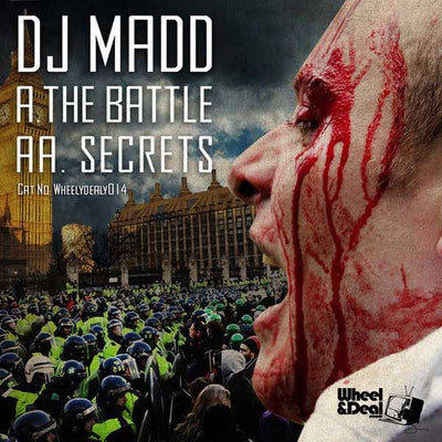 DJ Madd - Battle / Secrets - Unearthed Sounds
