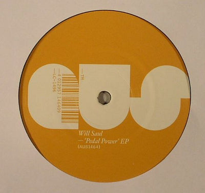 Will Saul - Pedal Power EP - Unearthed Sounds