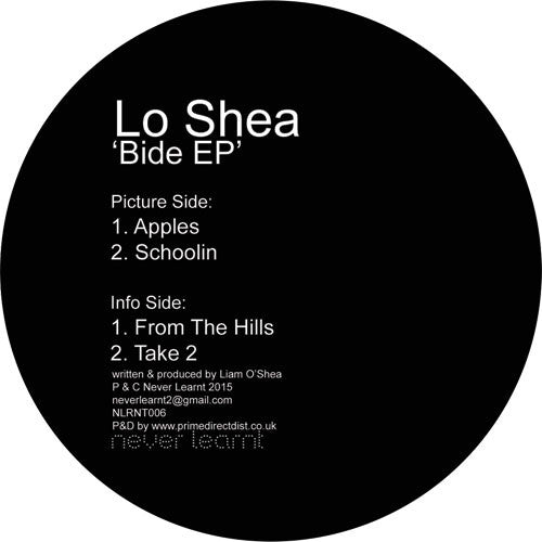 Lo Shea - Bide - Unearthed Sounds