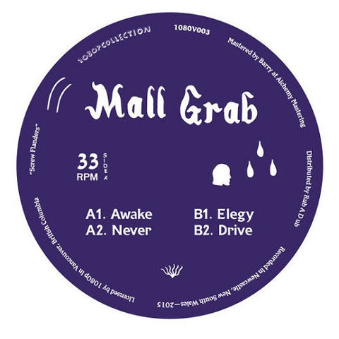 Mall Grab - Elegy *REPRESS PREORDERS*