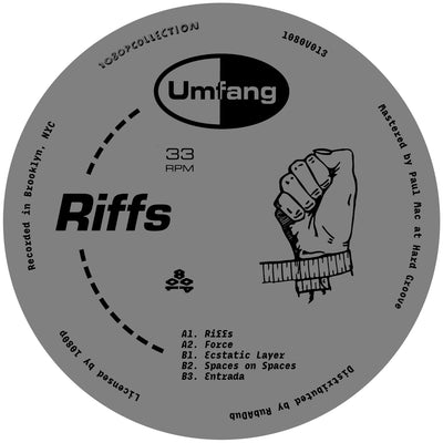 UMFANG - Riffs - Unearthed Sounds
