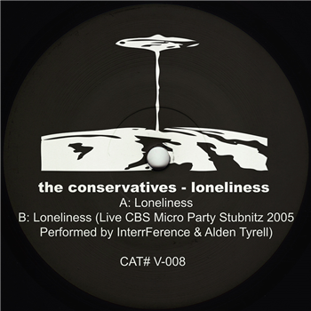 The Conservatives - Loneliness , Vinyl - Viewlexx, Unearthed Sounds