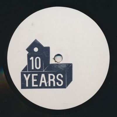Per Hammar & Parallax Deep - 10 Years [Vinyl Only] - Unearthed Sounds
