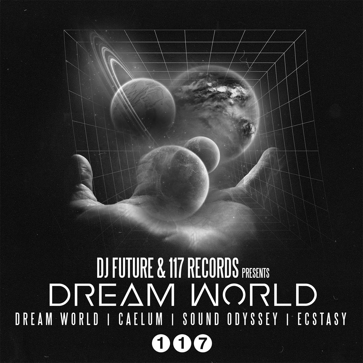 DJ Future - Dream World [Clear Green Vinyl]