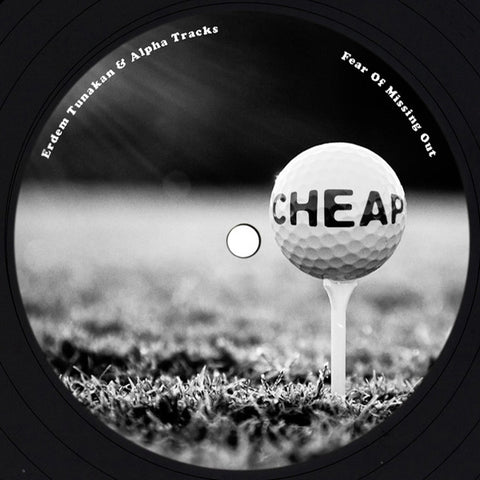"Erdem Tunakan & Alpha Tracks ‎- Fear of Missing Out [2x12"" Vinyl]"