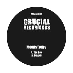 Moonstones - Yen Pox // Inland , Vinyl - Crucial Recordings, Unearthed Sounds - 2