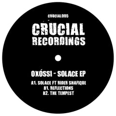 Oxossi - Solace ft. Rider Shafique - Unearthed Sounds