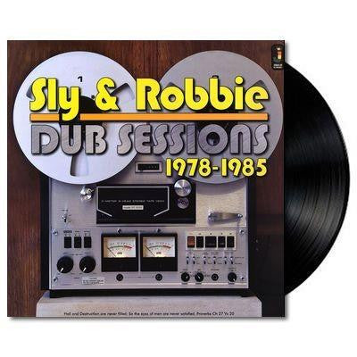 Sly Amp Robbie Dub Sessions 1978 1985 Unearthed Sounds