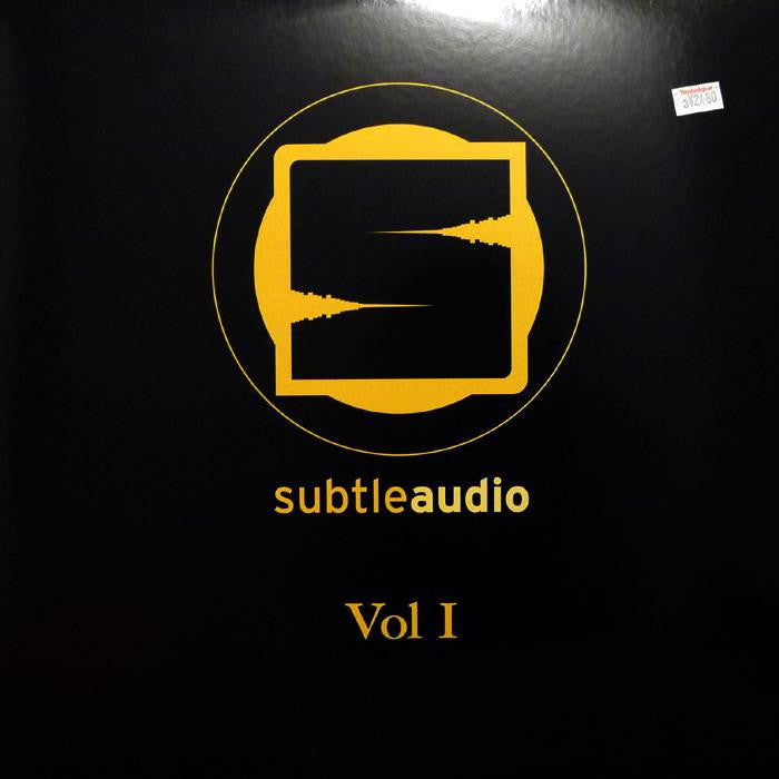 Various Artists - Subtle Audio Volume 1 - Unearthed Sounds