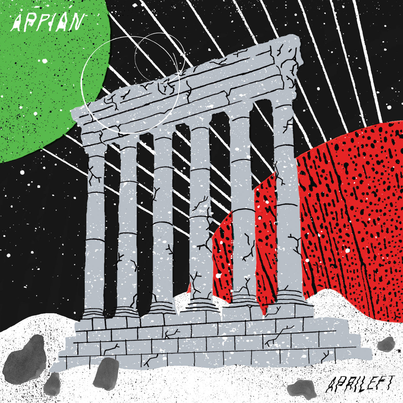 Appian - Aprileft (CD Album) - Unearthed Sounds