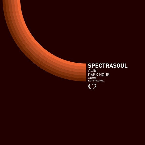 Spectrasoul - Alibi / Dark Hour (Repress + Free 320K MP3) - Unearthed Sounds