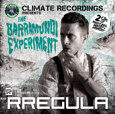 Rregula - The Barramundi Experiment (CD Edition) - Unearthed Sounds, Vinyl, Record Store, Vinyl Records
