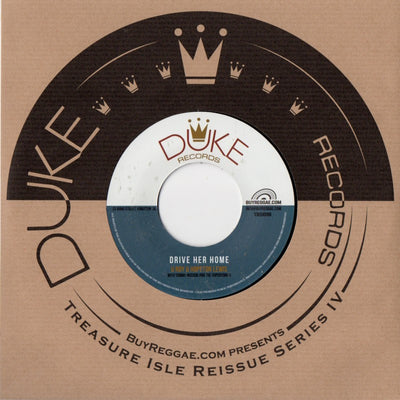 U Roy, Hopeton Lewis, The Versatiles - Drive Her Home - Unearthed Sounds, Vinyl, Record Store, Vinyl Records