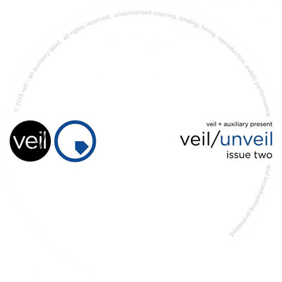 Veil/Unveil - Issue 2 - Unearthed Sounds