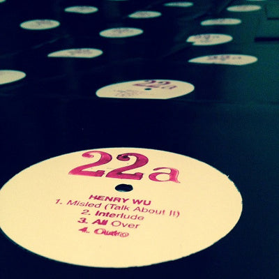 Henry Wu & Jeen Bassa - 22a002 , Vinyl - 22a, Unearthed Sounds