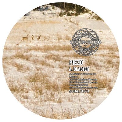 Piezo - Antelope Swing - Unearthed Sounds
