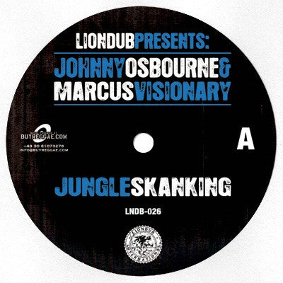 Johnny Osbourne & Marcus Visionary - Jungle Skanking - Unearthed Sounds