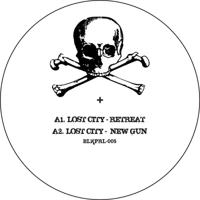 Lost City - Retreat - Unearthed Sounds