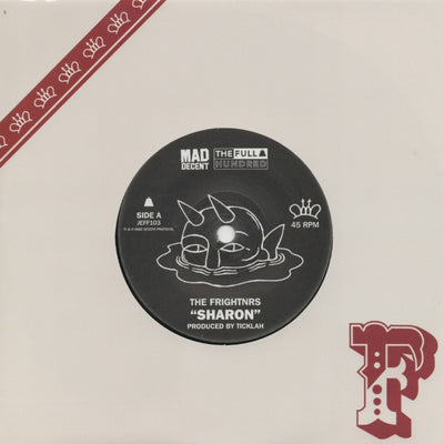The Frightnrs - Sharon (Picture Sleeve) - Unearthed Sounds, Vinyl, Record Store, Vinyl Records