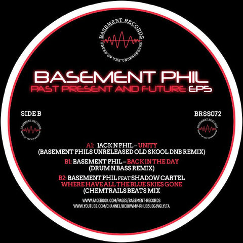 Basement Phil - Past, Present & Future EP 5