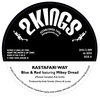 Mikey Dread / Henry & Louis - Rastafari Way - Unearthed Sounds
