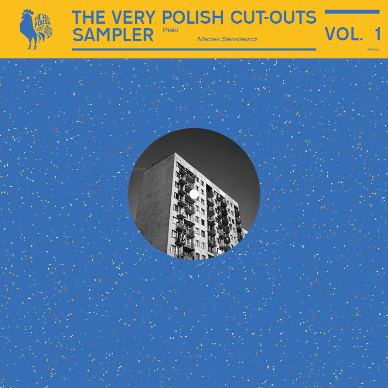 The Very Polish Cut Outs - Vol. 1 , Vinyl - The Very Polish Cut-Outs, Unearthed Sounds