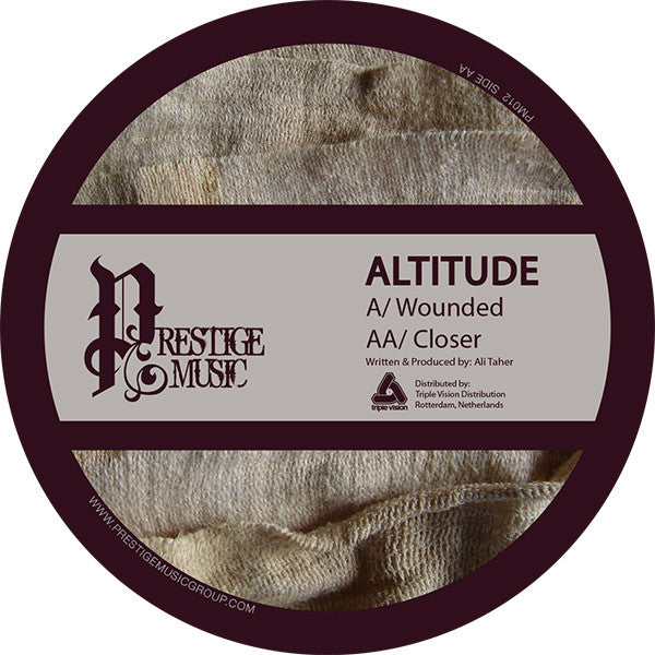 Altitude - Wounded / Closing - Unearthed Sounds
