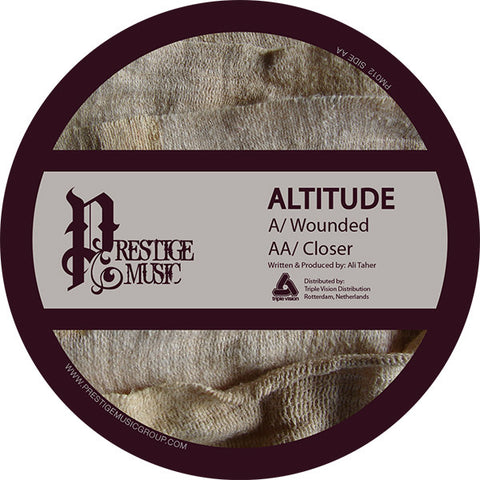 Altitude - Wounded / Closing