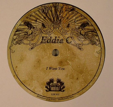 Eddie C - What It Is EP