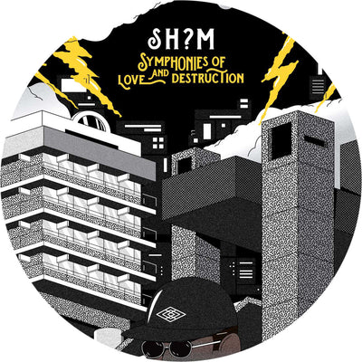 Sh?m - Symphonies of Love & Destruction - Unearthed Sounds, Vinyl, Record Store, Vinyl Records