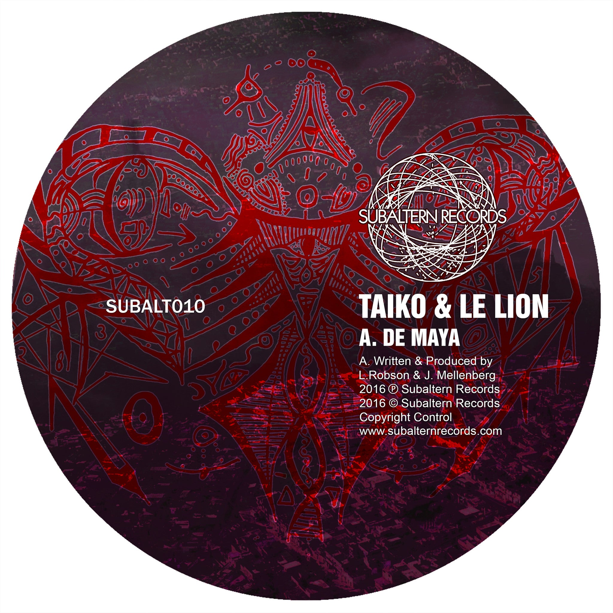 Taiko & Le Lion - Flummox - Unearthed Sounds