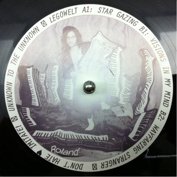 Legowelt - Star Gazing - Unearthed Sounds