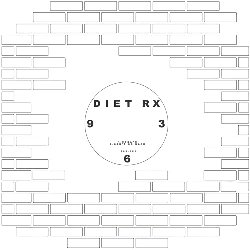 BNE & DIET RX - 369.001 , Vinyl - 369 Records, Unearthed Sounds