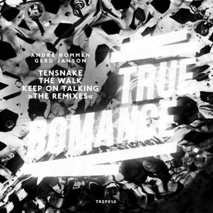 Tensnake - The Walk / Keep on Talking Remixes