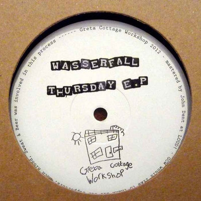 Wasserfall 'Thursday EP' - Unearthed Sounds