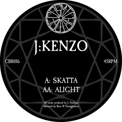 J:Kenzo - Skatta / Alight - Unearthed Sounds