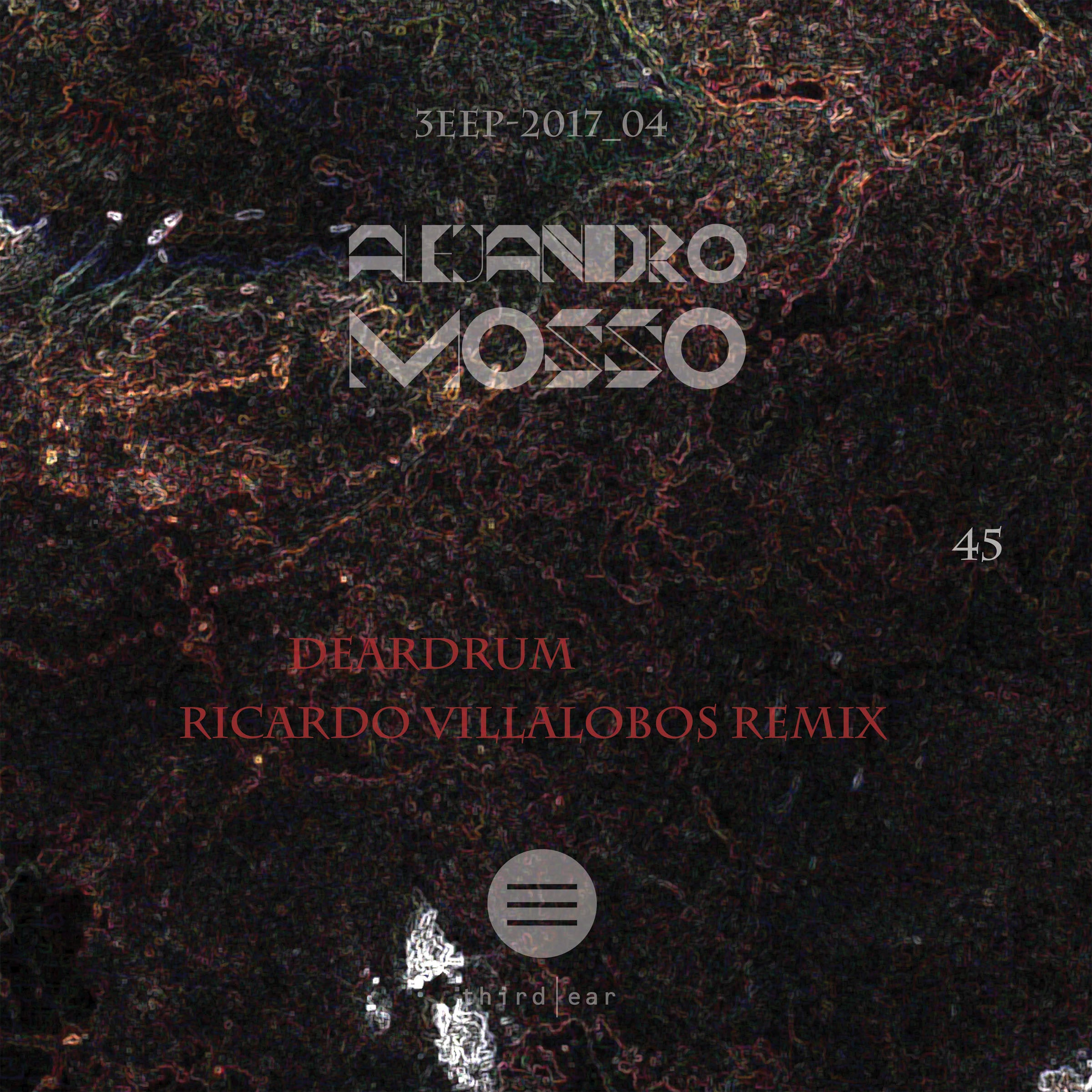 Alejandro Mosso - Isolation Diaries (Ricardo Villalobos and Burnt Friedman Remixes)