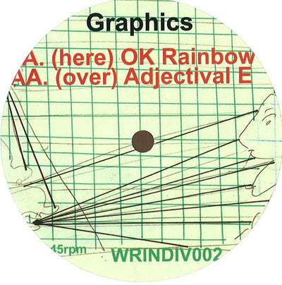Graphics - OK Rainbow / Adjectival E - Unearthed Sounds