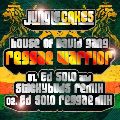 House of David Gang - Reggae Warrior - Unearthed Sounds