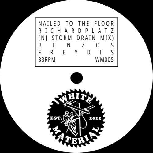 DJ Richard - Nailed To The Floor - Unearthed Sounds